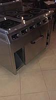 Плита индукционная 6-ти конф. с духовкой ПИ2-6-Ш, фото 1