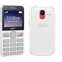 ALCATEL 2008G BLACK-WHITE