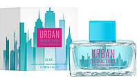 Жіночий парфум Antonio Banderas Urban Blue Seduction, 100 мл