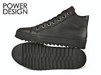 """Зимние ботинки кеды утепленные кроссовки """"Power Design"""" Fjord шерсть 41 р в наличии"""