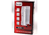 Масляный обогреватель b-on BN-506-7 (1500 Вт / 7 секций)