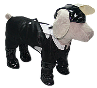 Свадебный комбинезон для собаки Шик мини