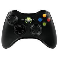 Беспроводной джойстик Xbox360 Black ― Gameniks
