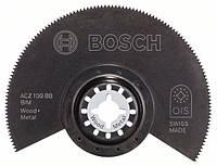 Сегментоване пиляльне полотно ACZ 100 BB, Wood and Metal BOSCH