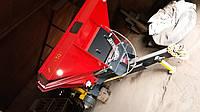 Машина для внесения минеральных удобрений  МВУ- 6