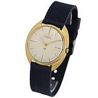Часы Слава 60-е годы двухстрелочник, фото 1