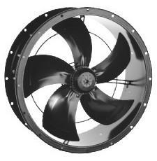 Вентилятор осевой Флюгер (Fluger) YWFТ4E 500
