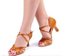 Бальные туфли для латиноамериканских танцев (латина, сальса)