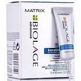 Matrix Biolage Ампулы для кератинового восстановления волос Keratindose,10х10 мл, фото 6