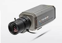 Корпусная проводная камера для внешнего видеонаблюде Tecsar B-700SN-1 (в комплекте с объективом Lens 2,8-12мм)