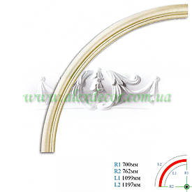 Молдинг круговий Gaudi LR689R70