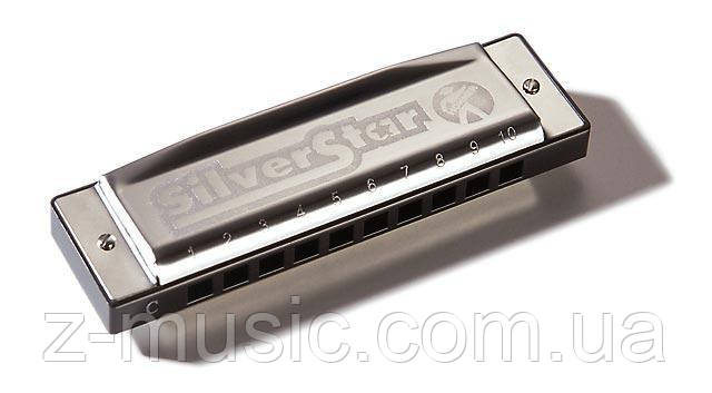Губна гармошка Hohner Silver Star C