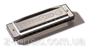 Губная гармошка Hohner Silver Star C