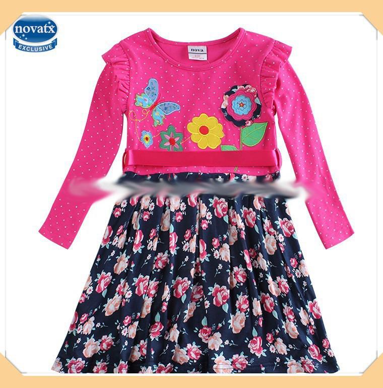 Платье на девочку трикотажное