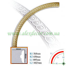 Молдинг круговий Gaudi LR3601