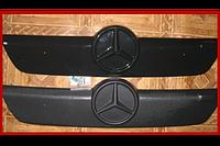 Зимняя накладка на решетку - Mercedes Sprinter 1995-2006 гг.