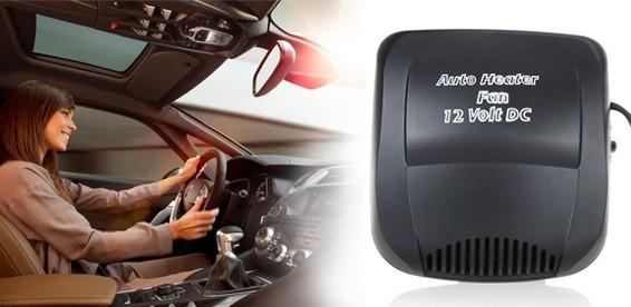 Автомобильный обогреватель Auto Heater Fan 12V