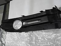 Решотка в передний бампер декоративная VW CADDY