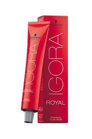 Краска  Igora  Royal New