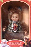 """Кукла-младенец """"Медвежонок"""" Anne Geddes мальчик"""