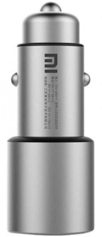 Автомобильное зарядное устройство Xiaomi Car Quick Charger 3.0 (Silver)