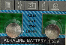 Батарея для годинника SODA 357A CX44 LR44