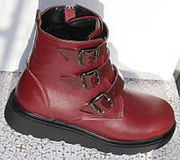 Ботинки для девочки зимние от производителя модель О-15Б