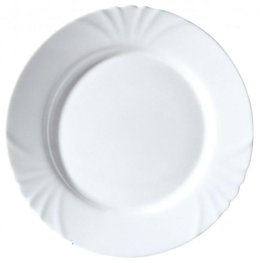 Тарелка обеденная Luminarc Cadix круглая 25 см (H4132)