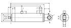Гідравлічний циліндр MA ME18 Plu MAPRO, фото 2