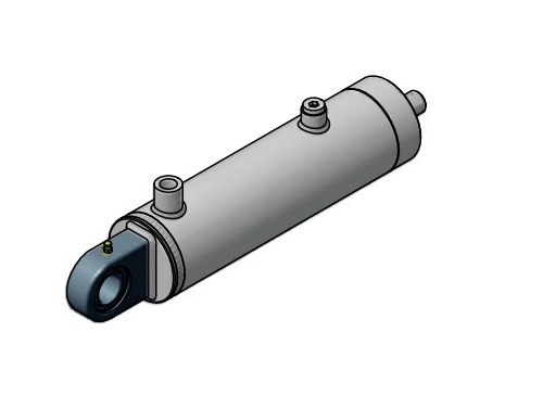 Гідравлічний циліндр MA ME18 Plu MAPRO