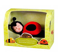 """Кукла-младенец """"Божья коровка"""" Anne Geddes"""