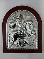 "Икона ""Георгий Победоносец"" 12,5 х 10,5 см"