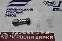 Шпилька колеса 2ПТС-4 левая (с гайкой) М16х1,5