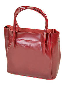 Женская сумка кожа ALEX RAI PD 10-04 8903 bright-red