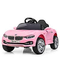 Детский электромобиль BMW M 3175EBLR-8 розовый Гарантия качества Быстрая доставка