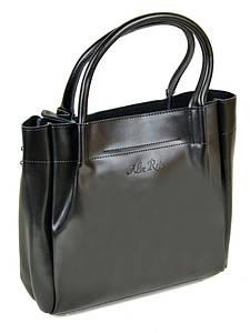 Женская сумка кожа ALEX RAI PD 10-04 8903 black