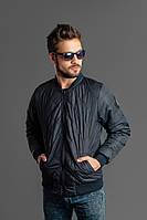 Куртка мужская / плащевка, синтепон 100 / Украина, фото 1