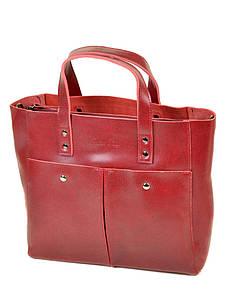 Женская сумка кожа ALEX RAI PD 10-04 8713 colored-red