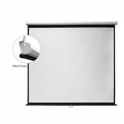 Проекционные экраны LumiPSAC200D (4:3)  Екран моторизований 400*300, фото 2