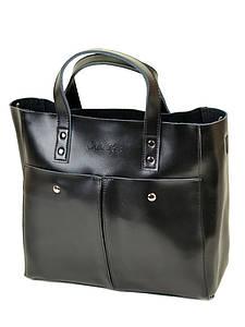 Женская сумка кожа ALEX RAI PD 10-04 8713 black