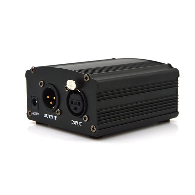 Фантомное питание ELIMA 48V для конденсаторного микрофона