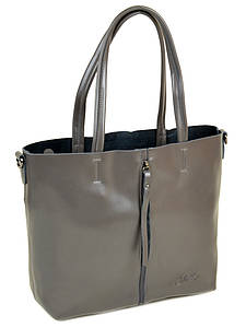 Женская сумка кожа ALEX RAI PD 10-04 8704 grey