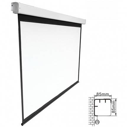 PSAC300D Екран моторизований 600*450Lumi, фото 2