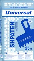 Клей для пінопласту та мінеральної вати Універсальний Шпатен Універсал Shpaten Universal