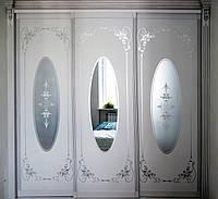 Шкафы-купе в классическом стиле на заказ, Киев, фото 1