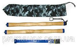 Пешня для зимней рыбалки ПР-01 г.Барнаул (нож ласточкин хвост