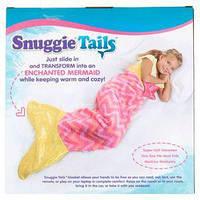 """Одеяло - Плед в форме хвоста """" Хвост русалки"""" Snuggiе Tails"""