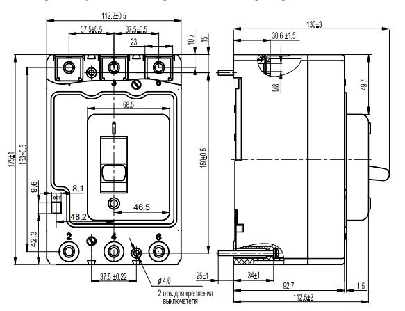 Автоматический выключатель ВА57Ф35