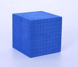 Квадрат сотенний (математичний куб) – демонстраційний