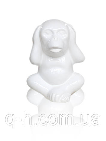 """Статуэтка обезьяны """"ничего не слышу"""" 15 см (ZD9464M78), фото 2"""